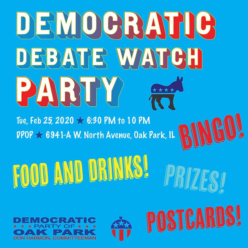 Debate Watch Party