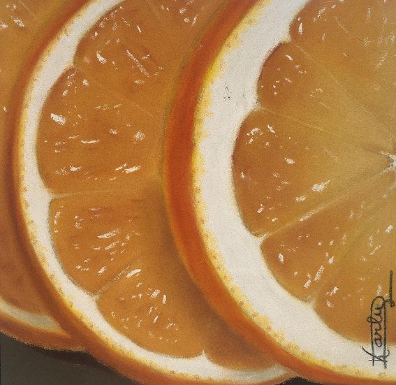Délice d'orange