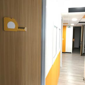 Office branding pour le bureau d'étude CapINGE