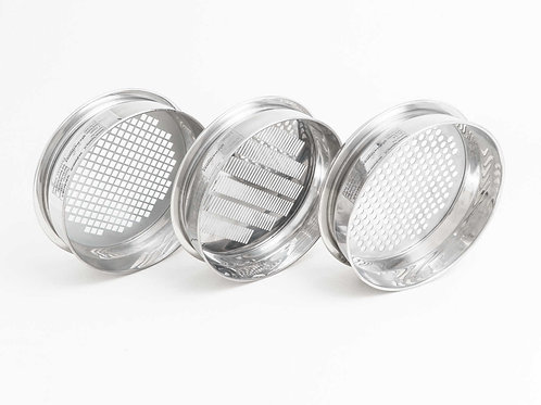 Perforated Plate Test Sieves
