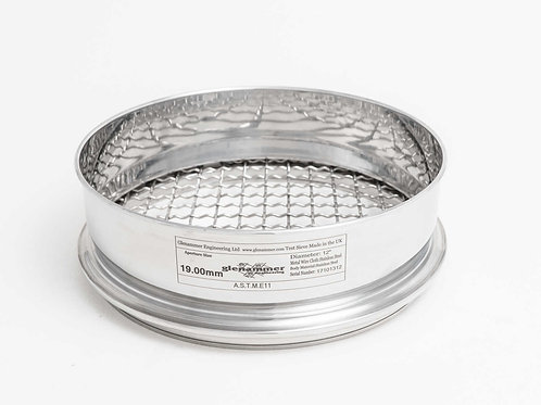 "ASTM Standard 5""(125.00mm)-No.5(4.00mm) Woven Wire Test Sieve"