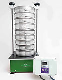 Glenammer Sieve Shaker for Glenammer UK engineered laboratory test sieves stainless steel