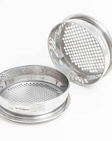 Stainless Steel Coffee Sieve for Coffee Bean Grade made in UK