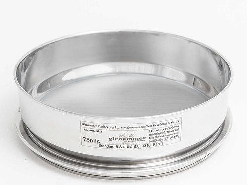 ASTM Standard No.6(3.35mm)-No.635(20µm) Woven Wire Test Sieve
