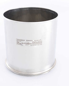 Stainless Steel Wet Washing Sieve Extra Deep Wet Sieving made in UK