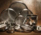 Glenammer UK engineered laboratory stainless steel test sieves