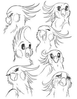 Princess Sketches
