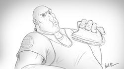 Heavy Weapons Guy