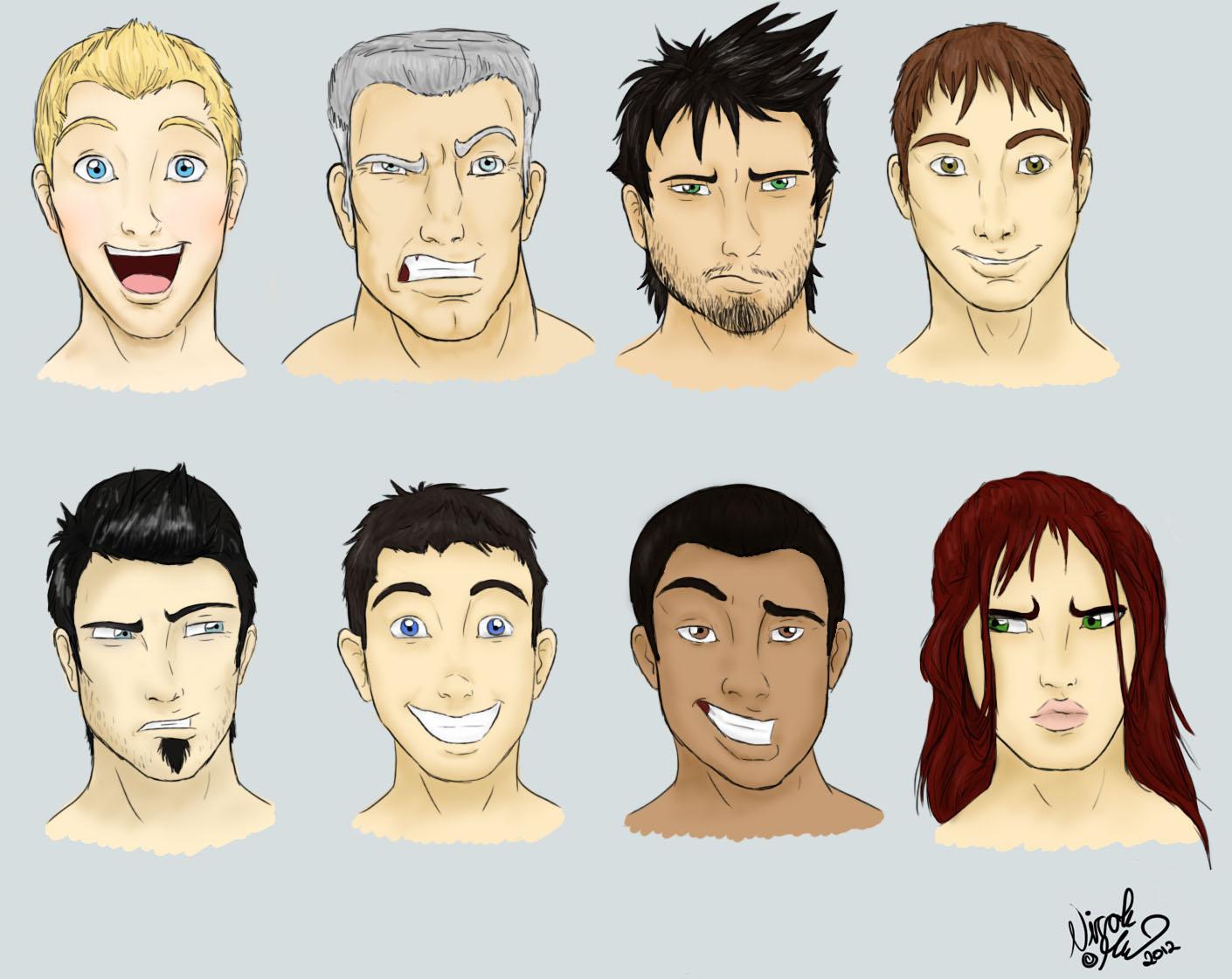 Facial Practice