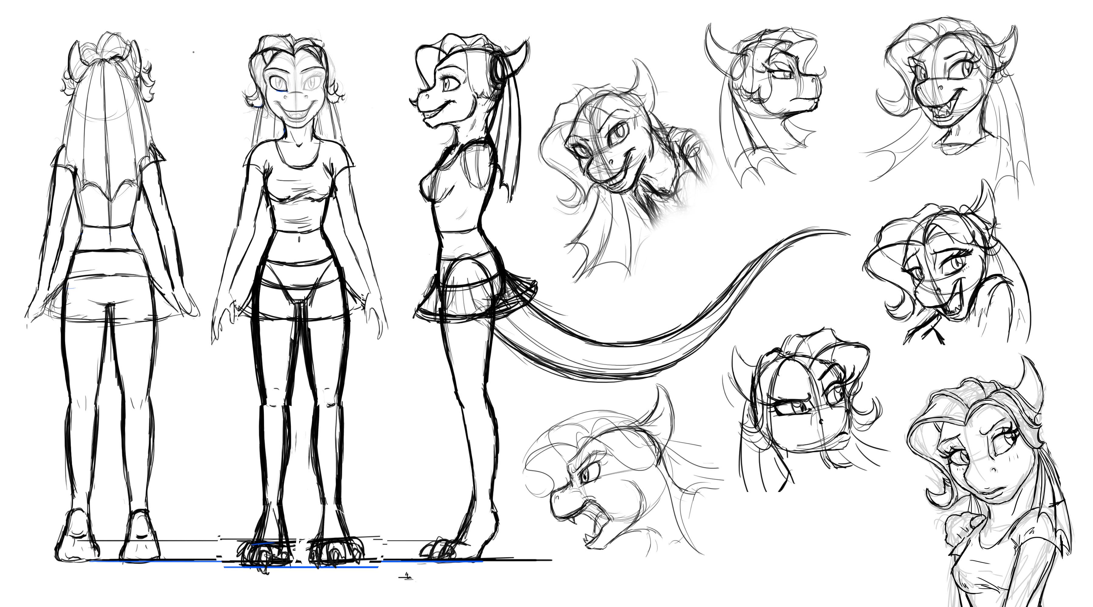 Abigail Character Sheet