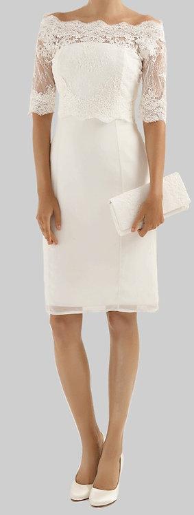robe courte mariage civil 2020