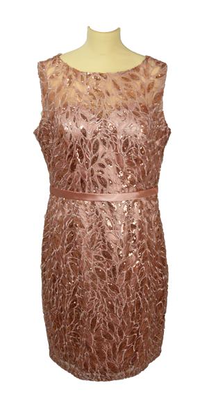 Robe courte réf: FICUS02