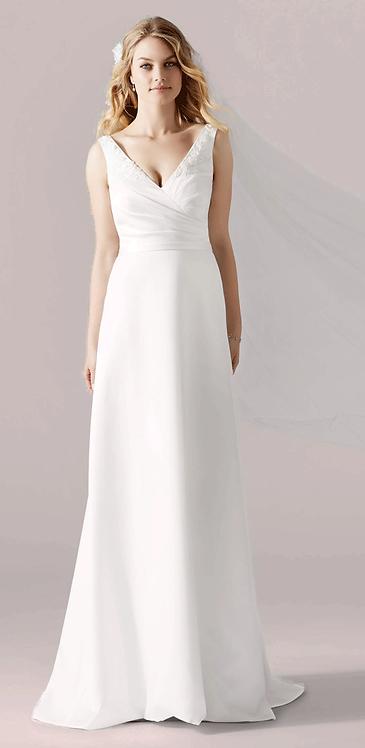 Robe mariée réf: 3923