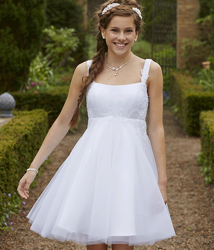 robe demoiselle d'honneur fille 14 ans