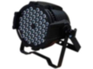 PAR LED 54x3 RGBW