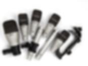 SAMSON 7-Kit Drumkit