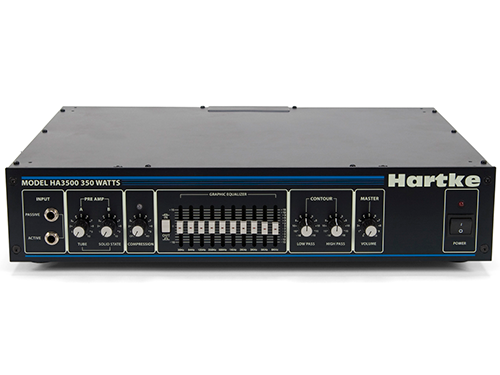 Басовый усилитель Hartke HA 3500