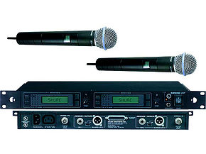 SHURE UHF