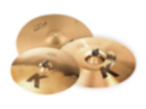 Комплект тарелок Zildjian K Custom