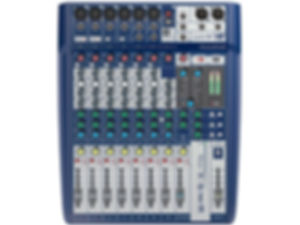 Soundcraft Signature 10fx