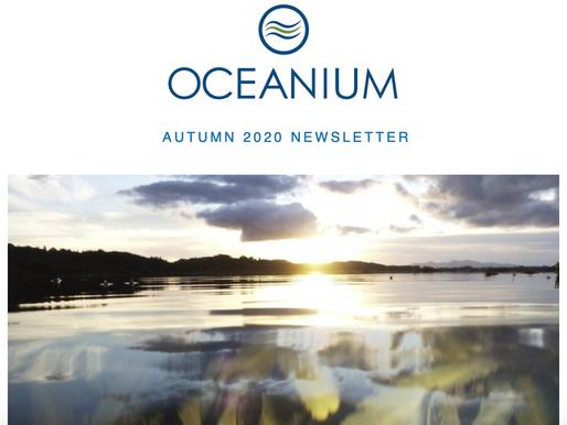Oceanium Autumn News Update