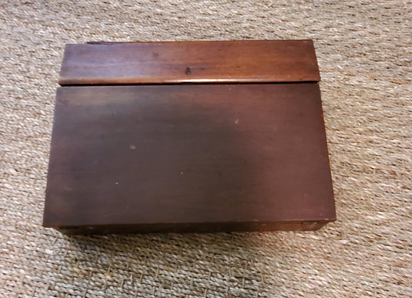 Late 18th c. to early 19th c. Officer's Campaign  or Travel Desk War of 1812 era