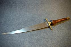 English Plug bayonet c. 1700 revolutionary war