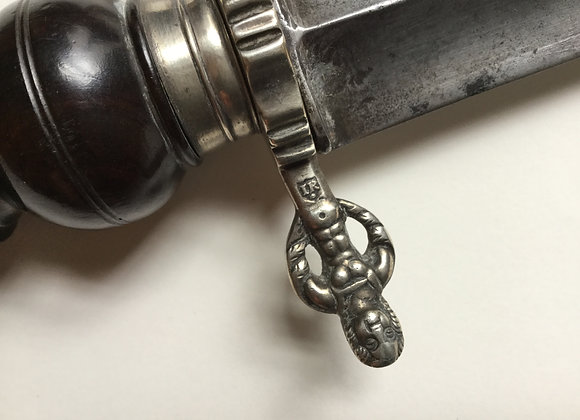 Late 17th Century English Plug Bayonet