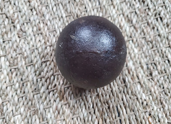 War of 1812 Battle of North Point(Baltimore/Ft. McHenry) 4 lb Cannon Ball