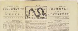 Unite or Die-Penn. Journal