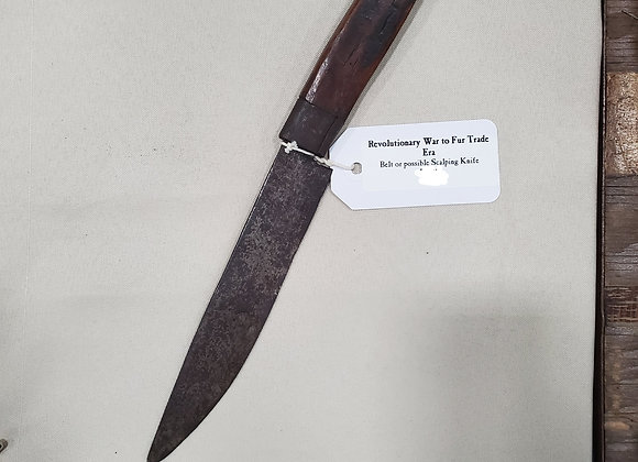 Revolution War 18th c. Belt Knife