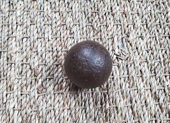 Revolutionary War Battle of Yorktown 1.5 lb Cannon Ball or Swivel Gun shot