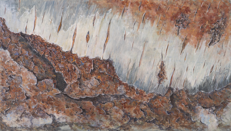 Betula V  (berk)  22x39 cm