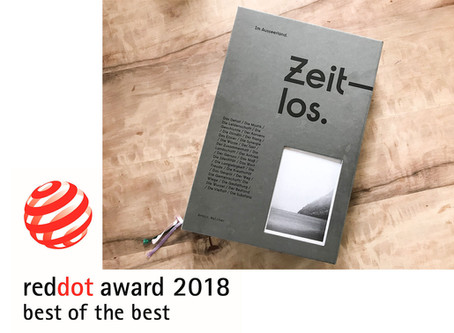 RED DOT 2018 - Best of the Best