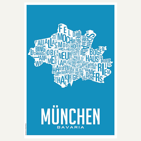München - Stadtviertel