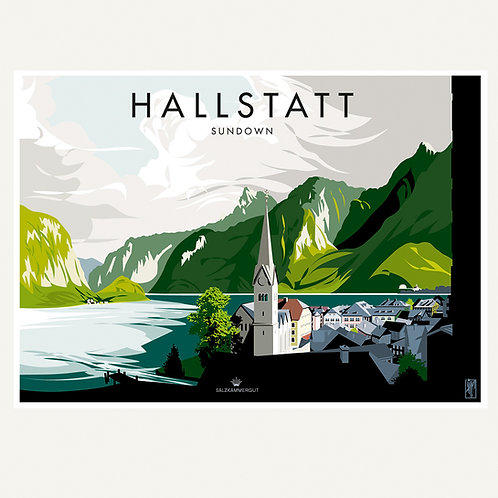 Hallstatt / Sundown