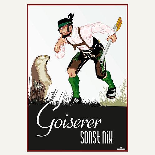 Goiserer - sonst nix
