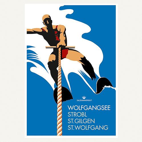Wasserski / Strobl / St. Wolfgang