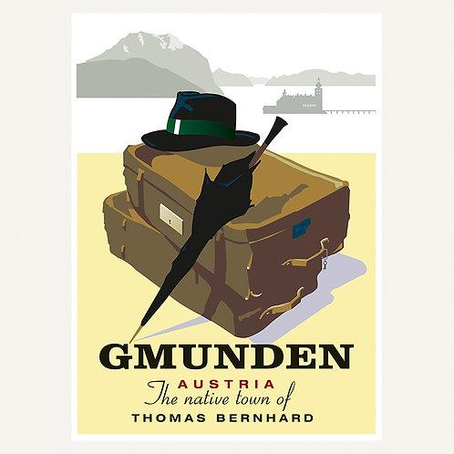 Gmunden / Thomas Bernhard