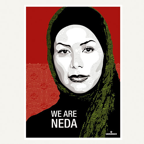 We are Neda / Neda Agha-Soltan