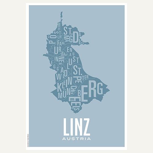 Linz - Stadtviertel