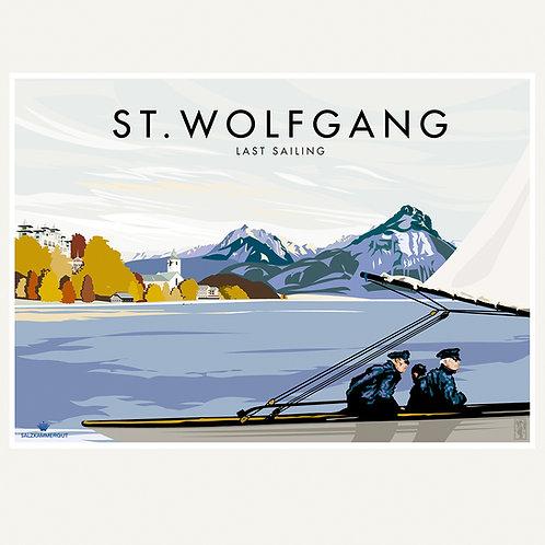 St.Wolfgang - last sailing