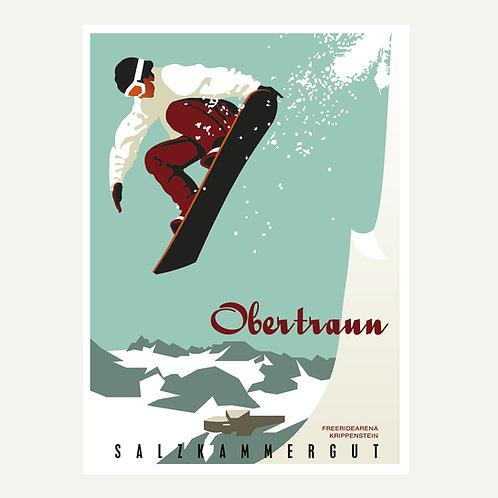 Snowboard / Krippenstein