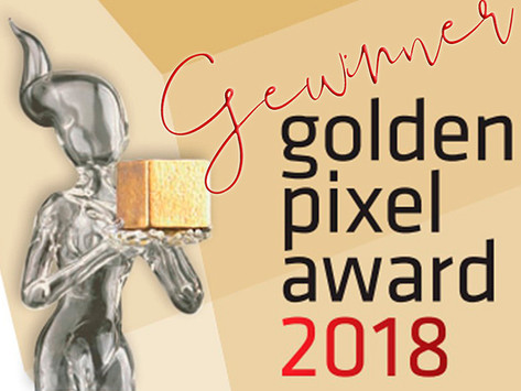 TRAKTOR 41 Gesamtsieg beim Pixel-Award 2018