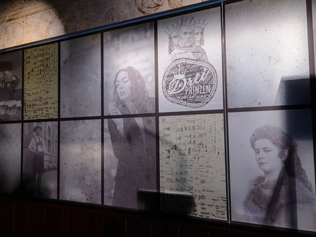 DIE 3 PRINZEN  Brasserie und Brauerei