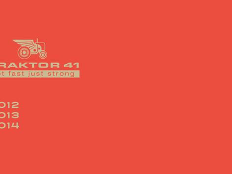 TRAKTOR 41 / 2012-2014
