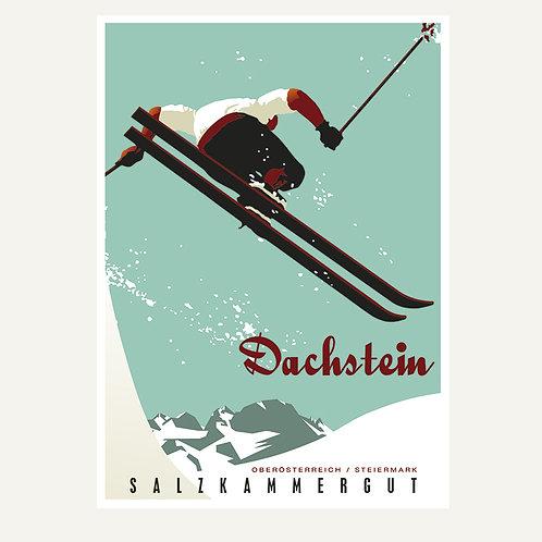 Skiing / Dachstein