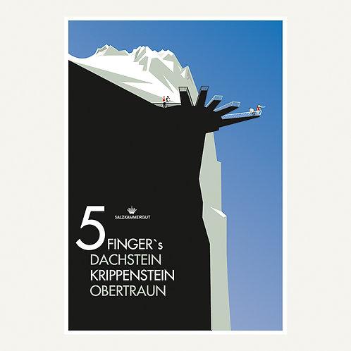 5 Finger / Obertraun