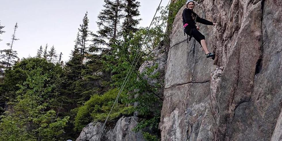 Formation d'escalade - Moulinette rocher