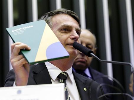 Reforma da Previdência deve ficar para 2019, afirma Bolsonaro